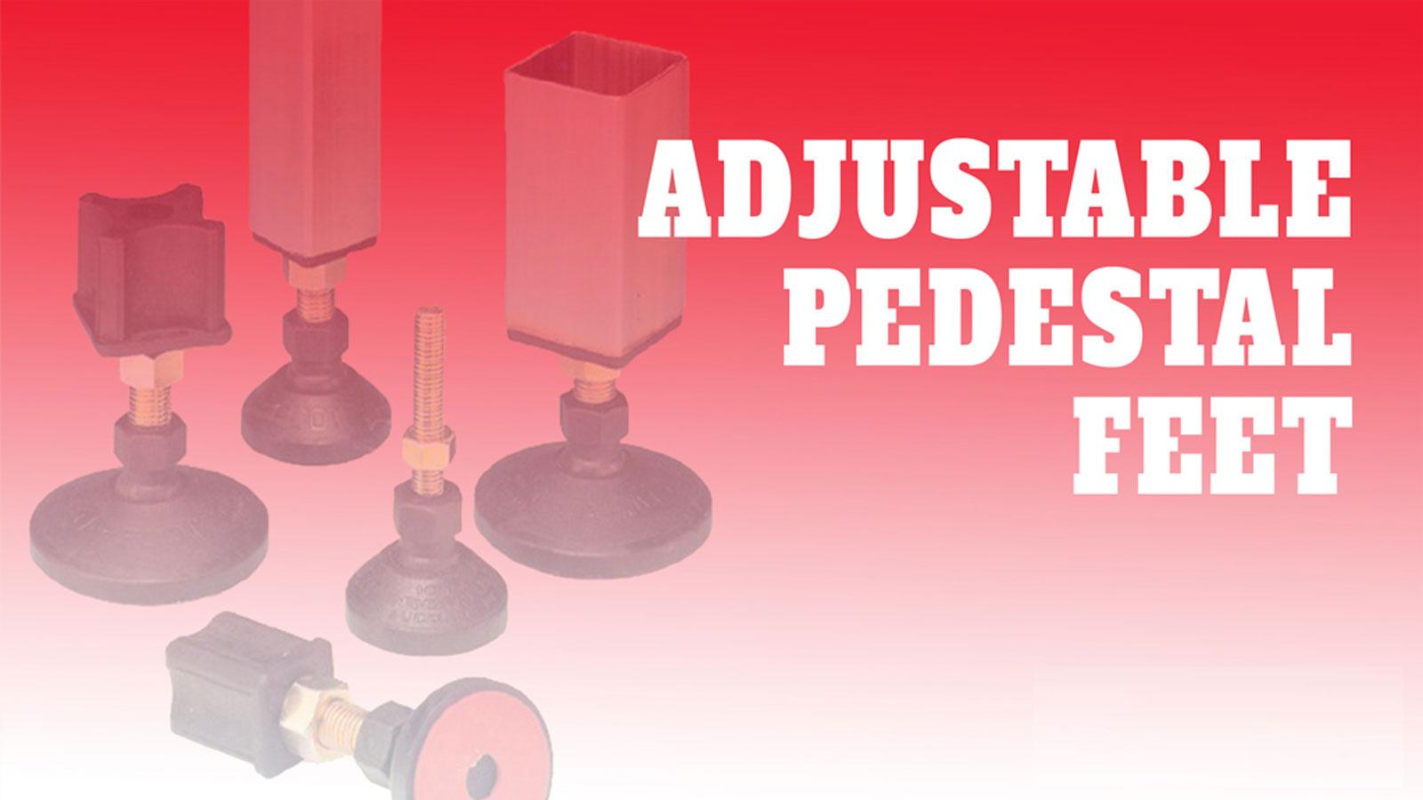 Castor-Adjustable
