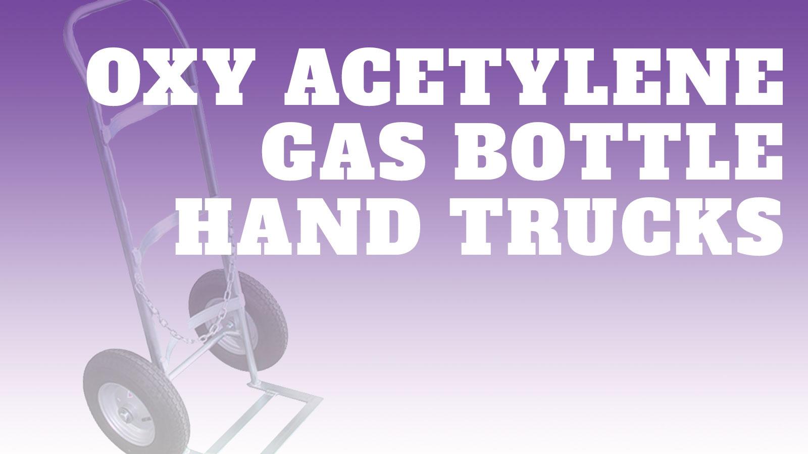 HandTruck-OXY-Gas-Bottle