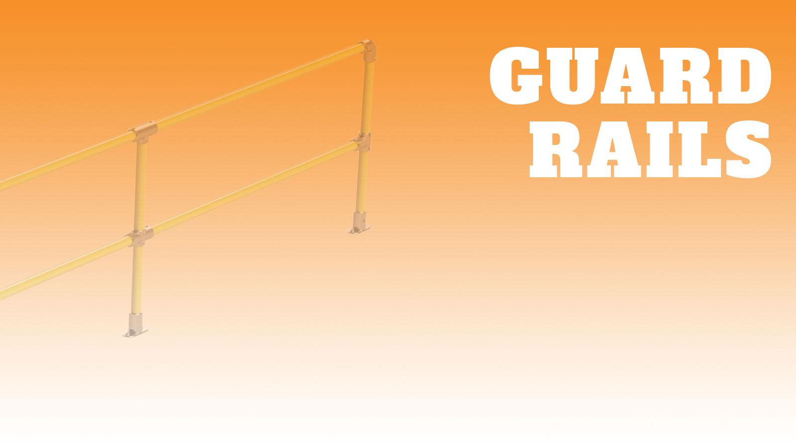 Industrial-Guard-Rails