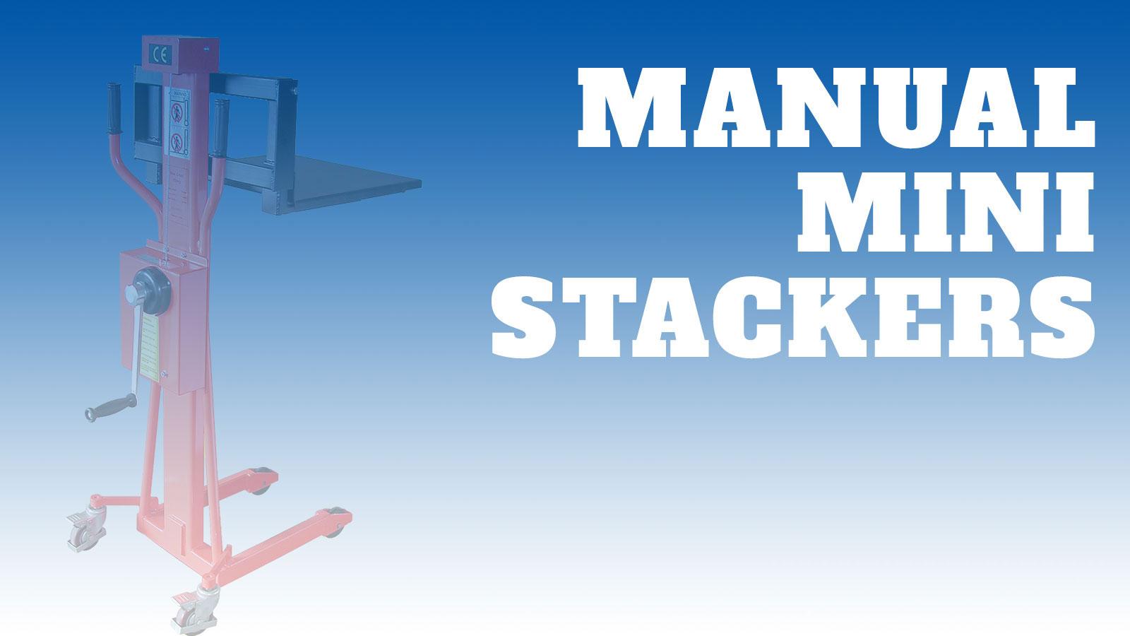 Lifting-Manual-Mini-Stackers
