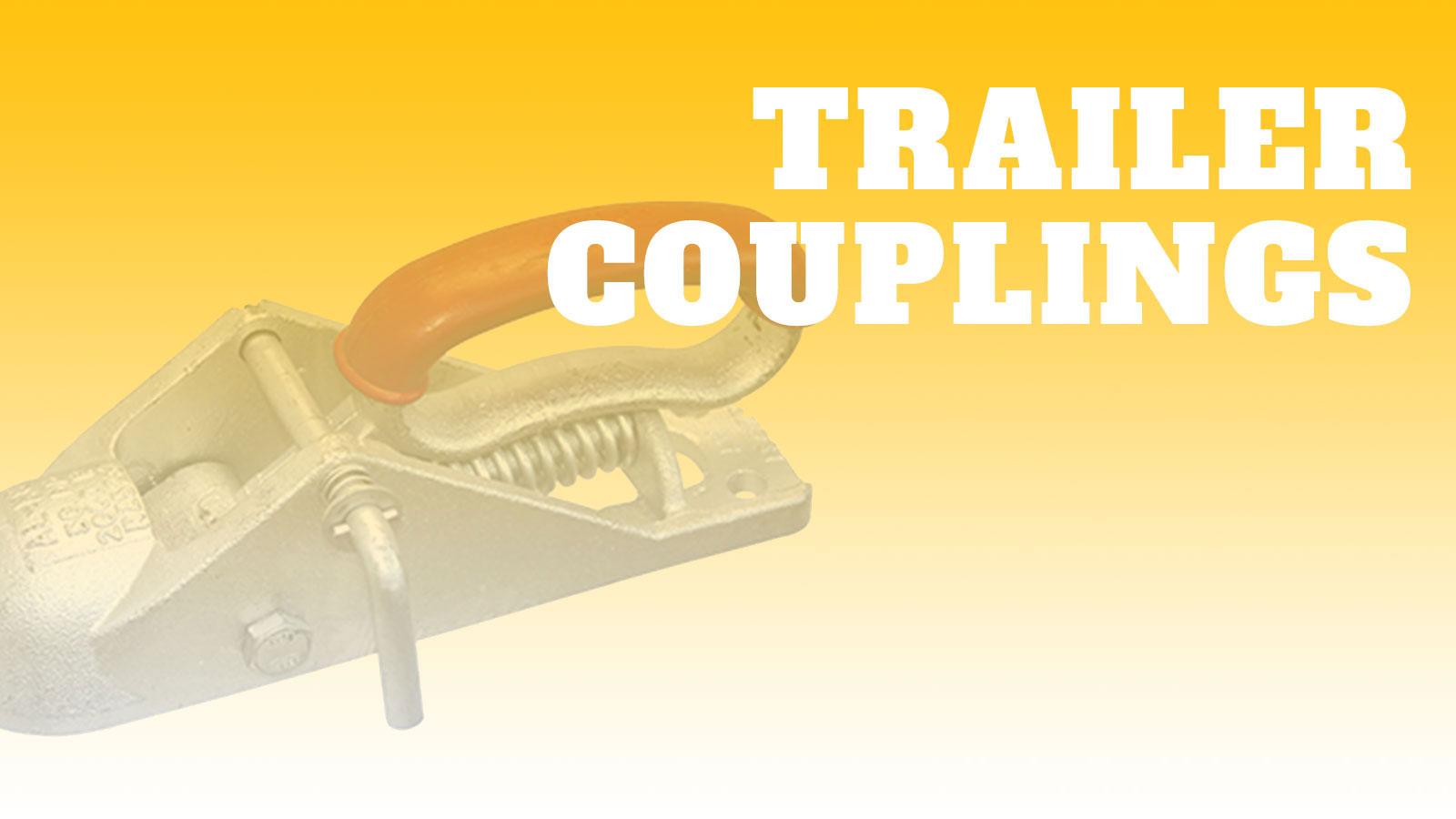 Trailer-Couplings